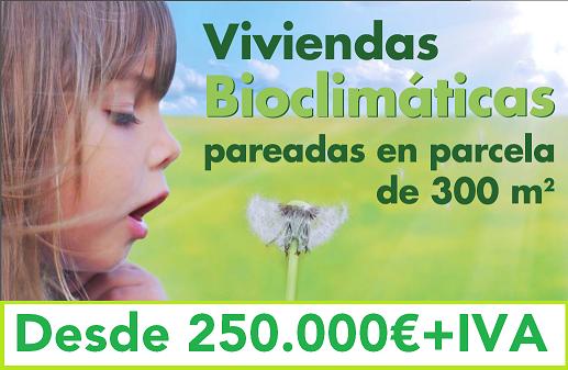 VIVIENDAS BIOCLIMÁTICAS EN RIVAS VACIAMADRID