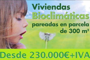 Viviendas Bioclimáticas