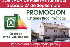 Jornada de puertas abiertas en Rivas Vaciamadrid