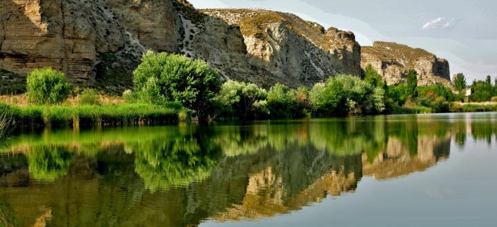 Vivir junto a una reserva natural
