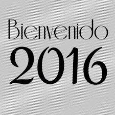 BIENVENIDO 2016