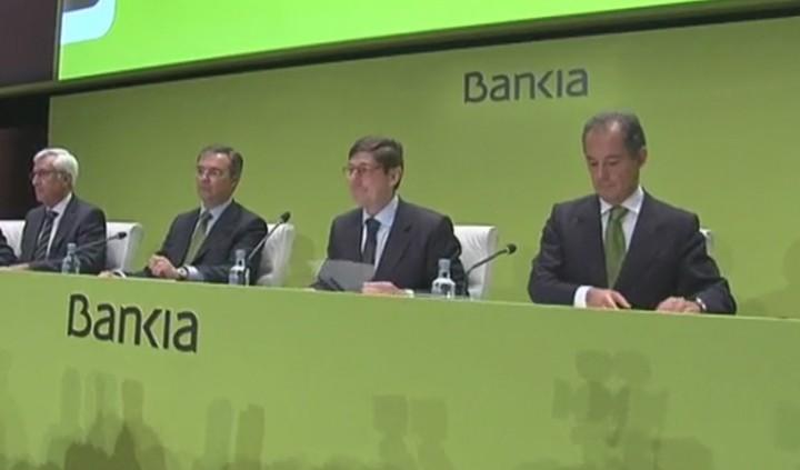 Bankia devolverá a los minoristas el 100% de su inversión más intereses