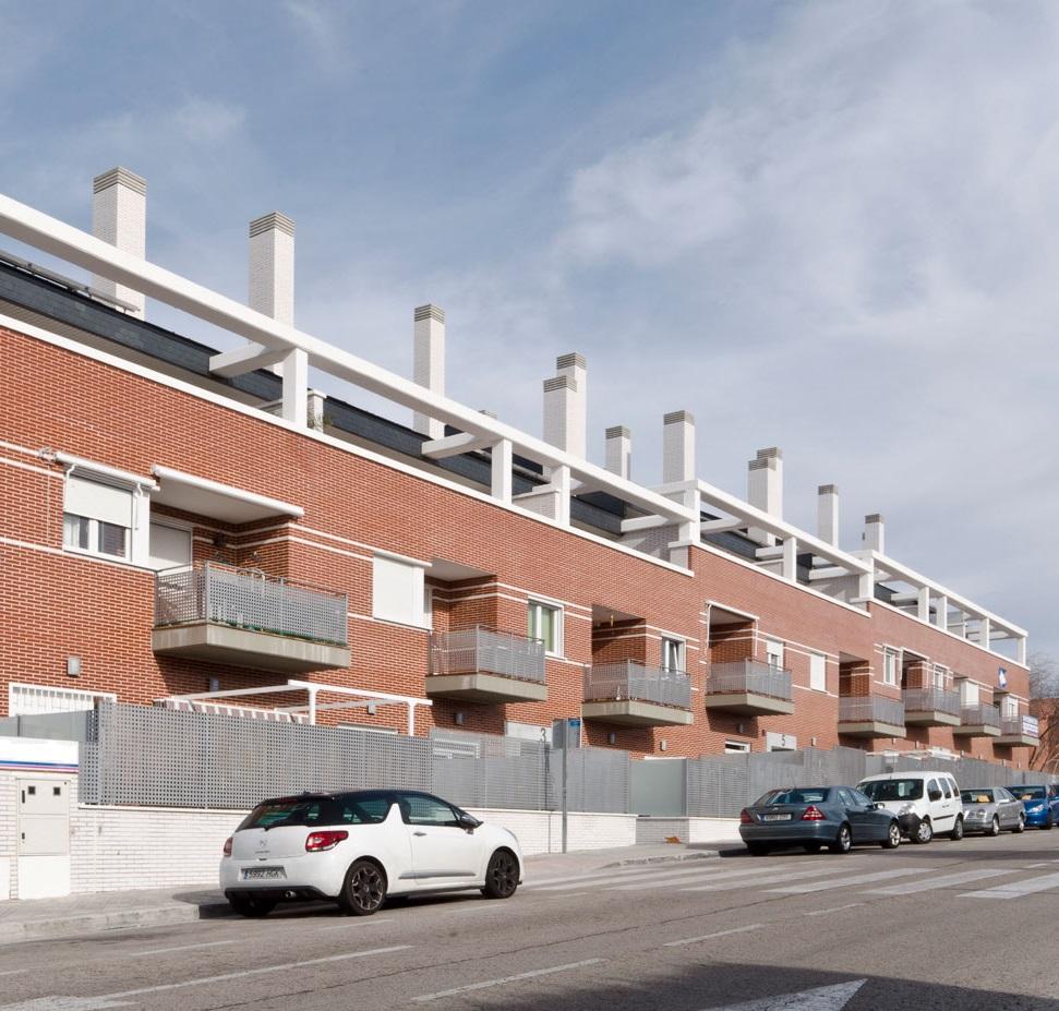 Promoci n de pisos en la calle de aig es tortes en rivas - Obra nueva rivas ...