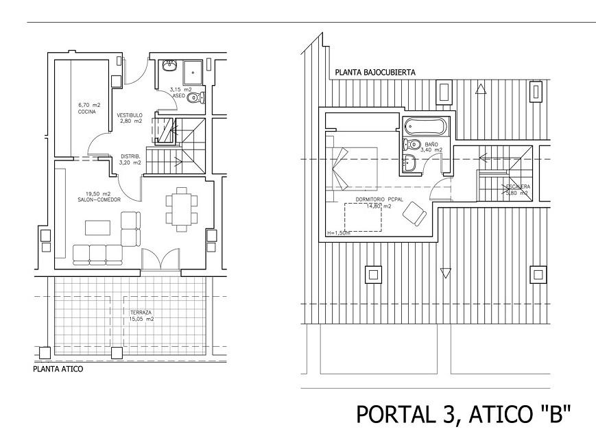ATICO-B-P3-AIGUES-TORTES-PISOS-RIVAS