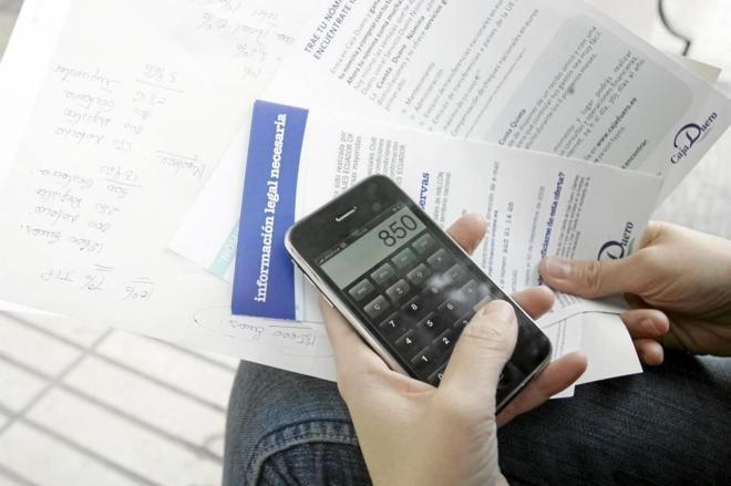 Recaída del Euribor y nueva rebaja en los recibos de los hipotecados