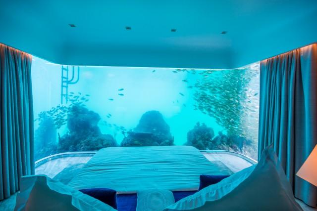 Quieres vivir debajo del agua en dubai ya puedes comprar for El hotel que esta debajo del agua