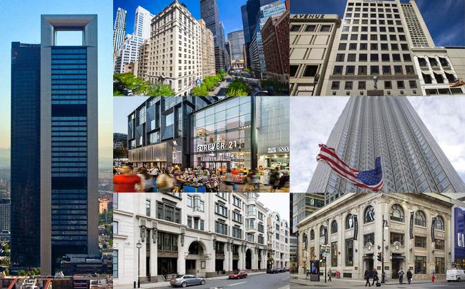 Imperio inmobiliario de Amancio Ortega