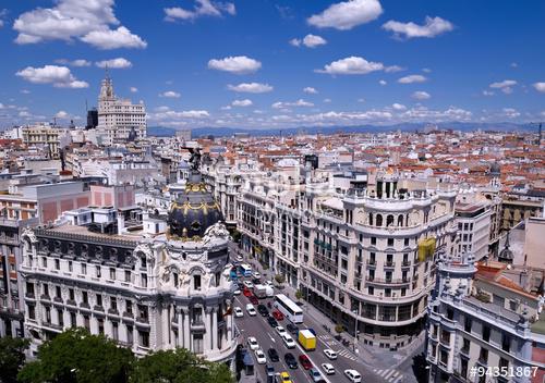 Demanda de pisos de lujo en Madrid