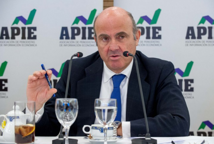Luis de Guindos desvela los principales pilares de la nueva ley hipotecaria