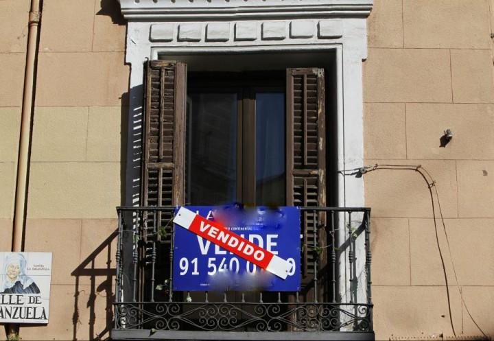 La venta de vivienda usada aumenta