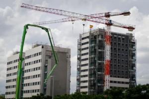 Los visados para construir viviendas se disparan un 24,4% hasta julio