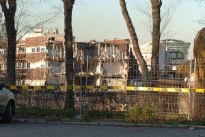 Defensa pone a la venta el solar del antiguo Hospital del Aire