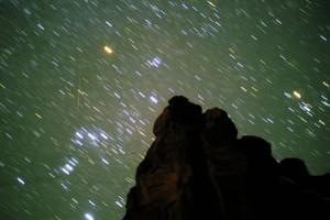 La lluvia de estrellas Oriónidas llega a su máximo visible este sábado