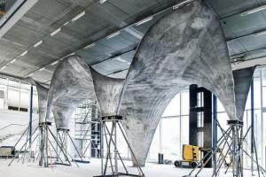 Este tejado de hormigón no es lo que parece: capta energía solar para producir luz por menos dinero