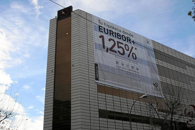 El principal índice hipotecario cierra noviembre en el -0,189% El Euribor marca otro mínimo histórico y abaratará las hipotecas otros 73 euros al año de media
