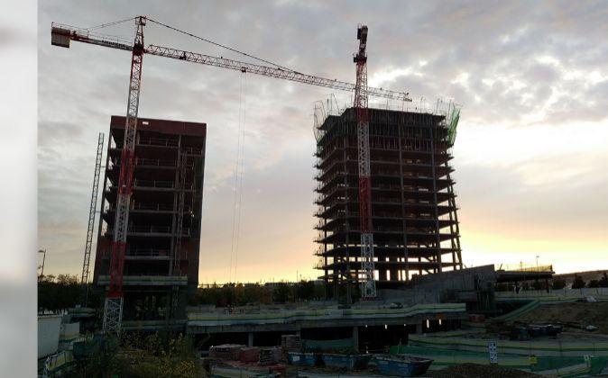 El precio de la vivienda sube en España un 3,8% hasta marzo