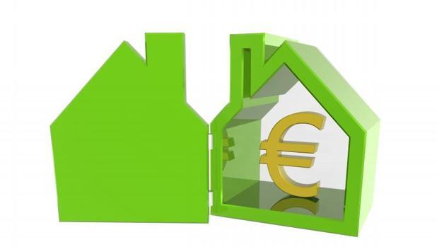 El Euribor cierra octubre en el -0,154% y vuelve a encarecer las hipotecas