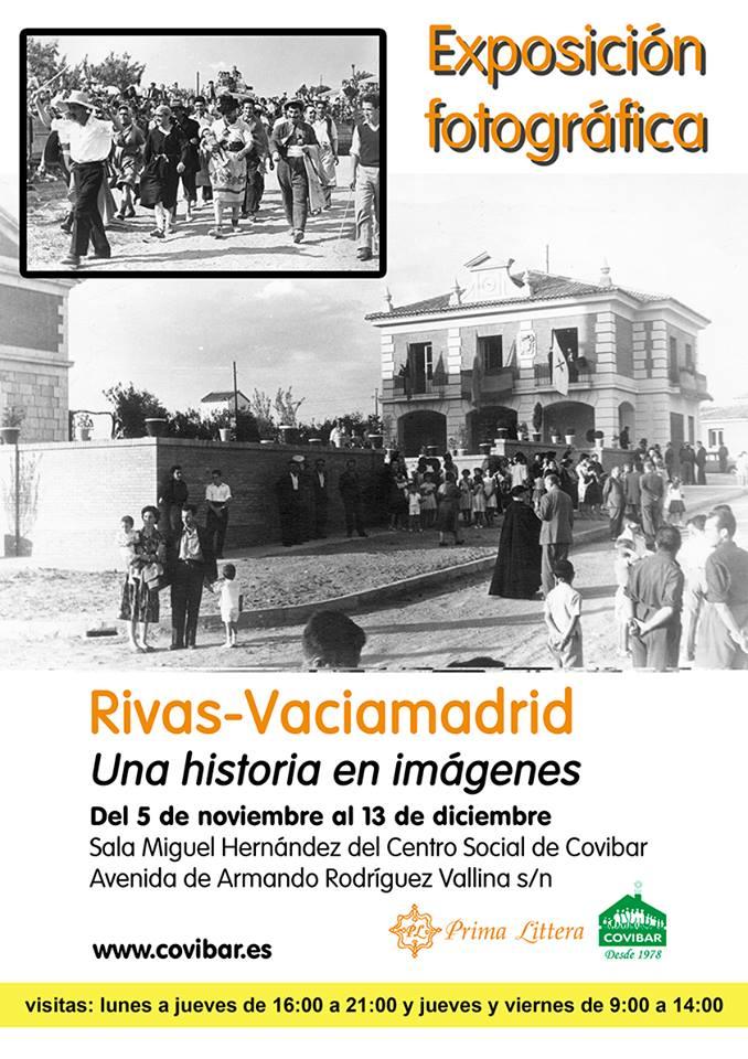 Exposición de fotografía en Rivas Vaciamadrid
