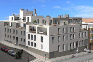 Promoción de viviendas en Madrid Barrio de Tetuan