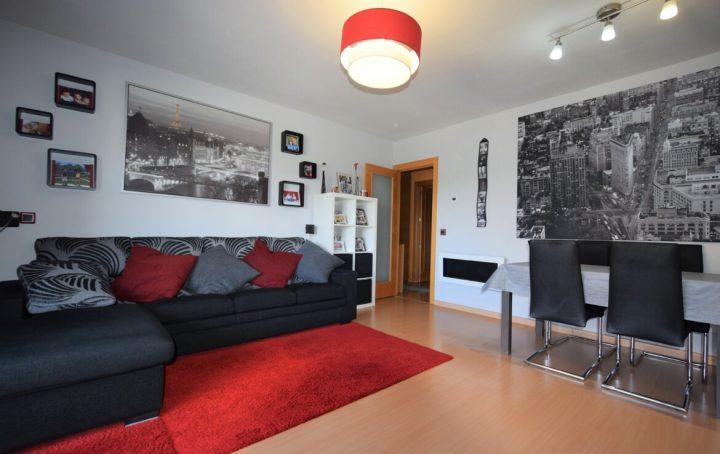 Piso de 109m2 – 3 Dormitorios – garaje – piscina y zonas comunes en Rivas