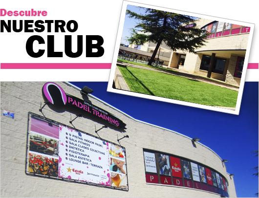Tegeisa patrocinador del club de padel Indoor Padel Training