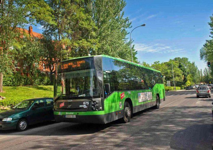 En RIVAS se estrenan tres nuevos servicios específicos de autobús para los alumnos de los institutos